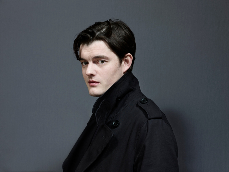 Sam Riley - Actor. Shot At The Corinthia Hotel, London