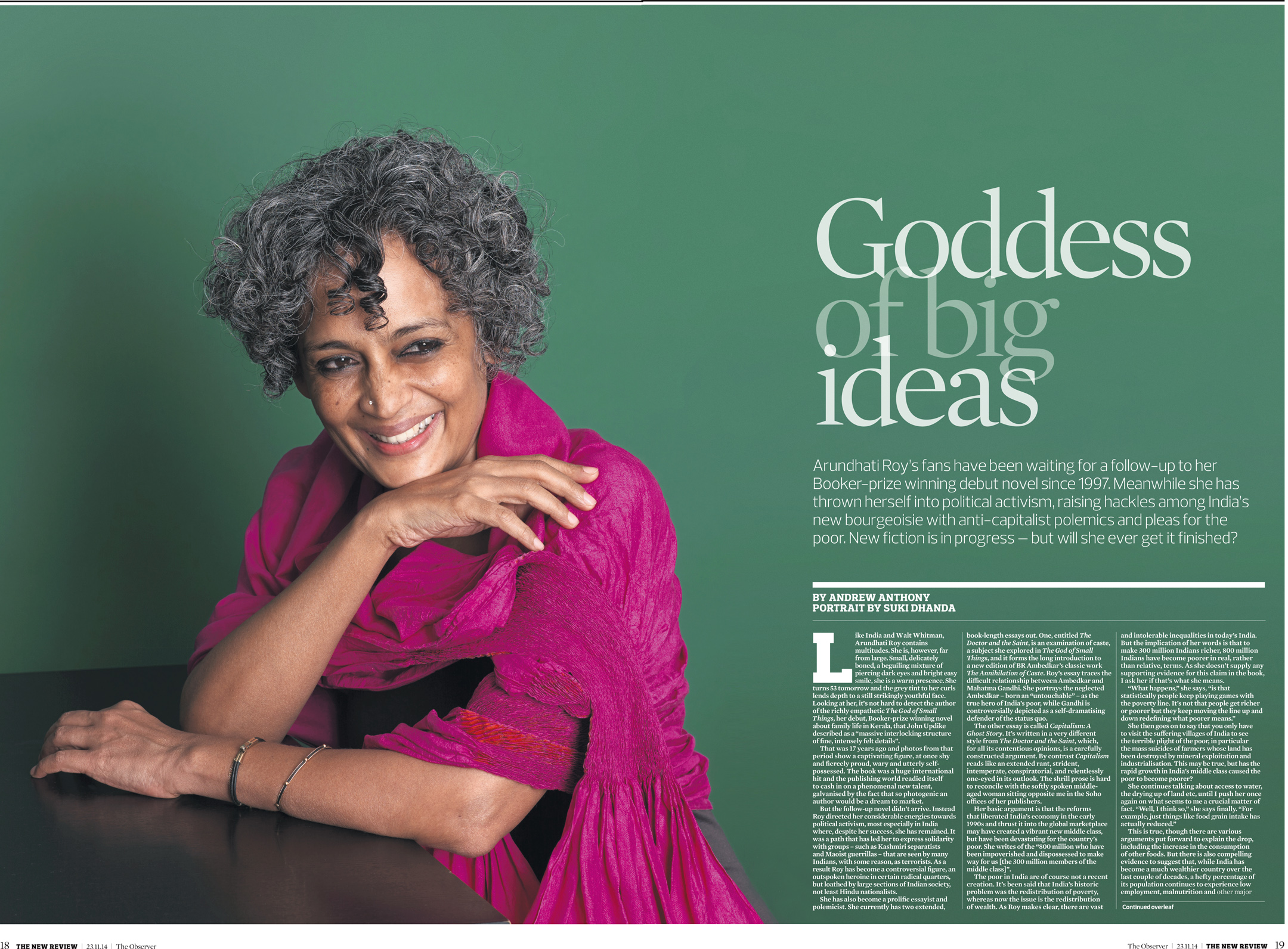 the god of small things arundhati roy essay The god of small things essays and book reviews the god of small things research papers on the indian novelist arundhati roy essays on arundhati roy's first novel, the god of small things, illustrates the sense of india itself (or at least an impression of india that has been garnered from one who has never been there): sweeping, chaotic .