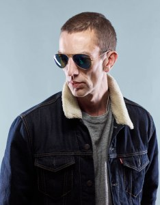 Richard Ashcroft photographed in Richmond (Crickerters Pub) on 12th April 2016